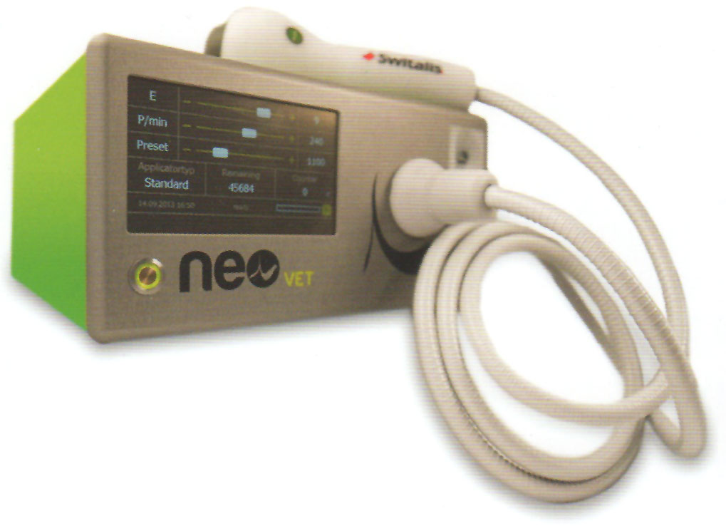 Shockwave therapy technology